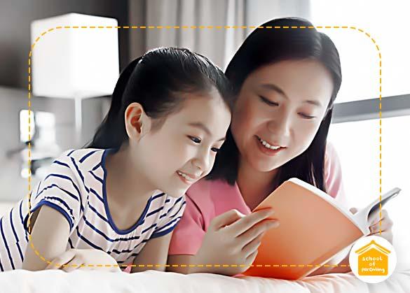 Cara mudah mengajarkan anak yang telat membaca
