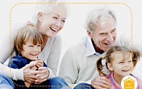 Menitipkan anak pada kakek dan nenek, bolehkah?