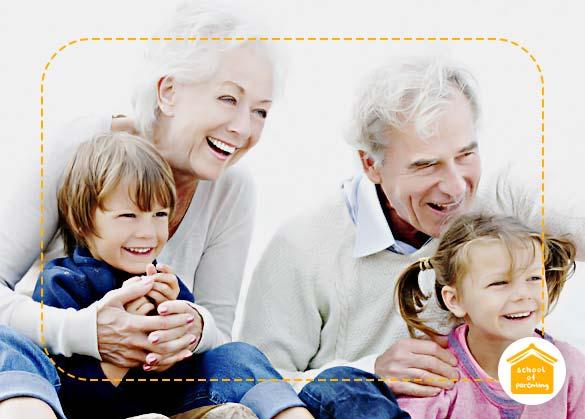 Menitipkan Anak pada Kakek-Nenek, Yay or Nay?