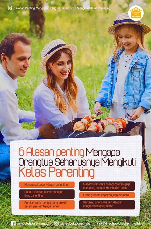 manfaat mengikuti kelas parenting