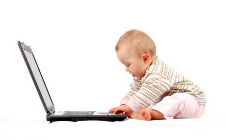 akun media sosial anak