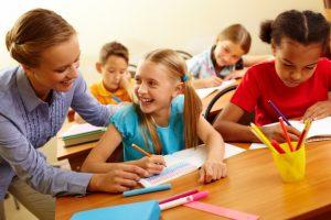 siswa dengan guru