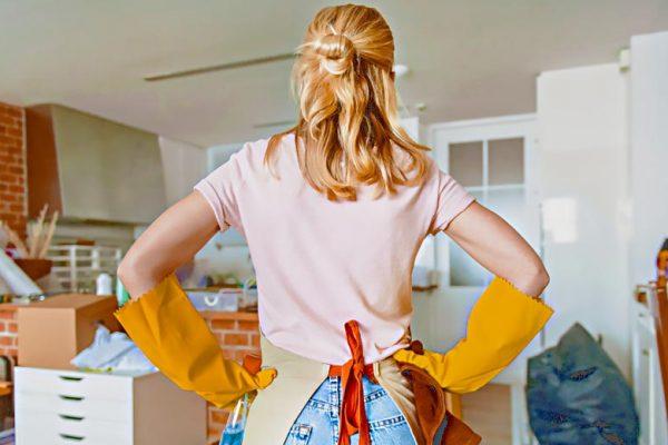 Ibu rumah tangga tantangan