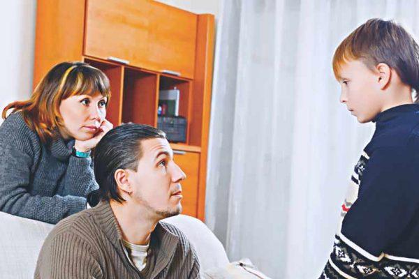 Mengenal pola asuh co-parenting