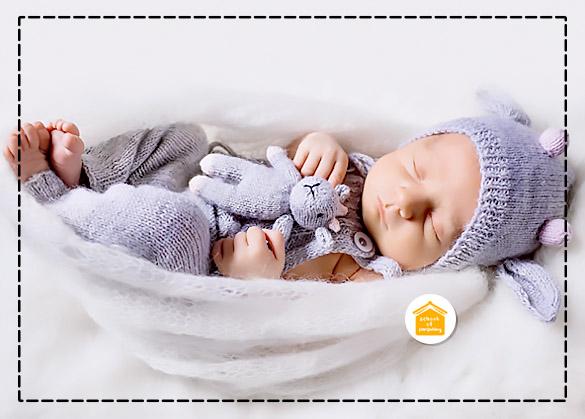 cara memotret bayi