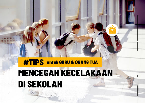 Kecelakaan di Sekolah, Selalu Salah Guru?