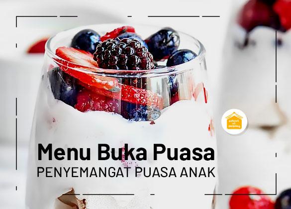 menu buka puasa