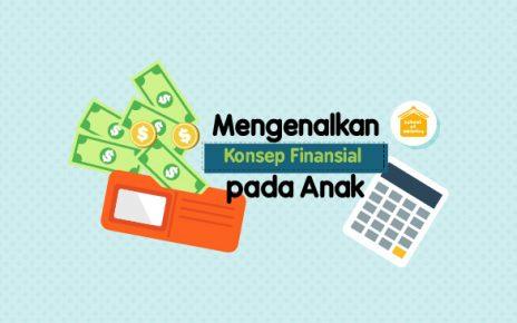 mengajarkan konsep finansial