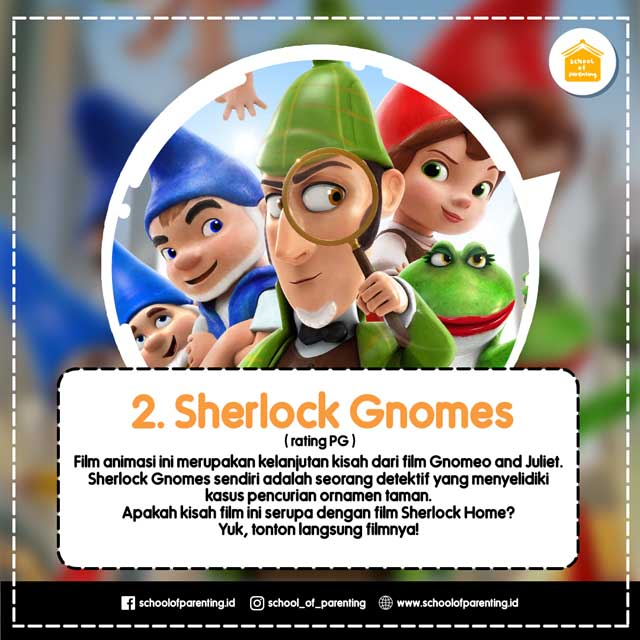 Lima Rekomendasi Film Anak Terbaru Yang Tayang Hingga April 2018