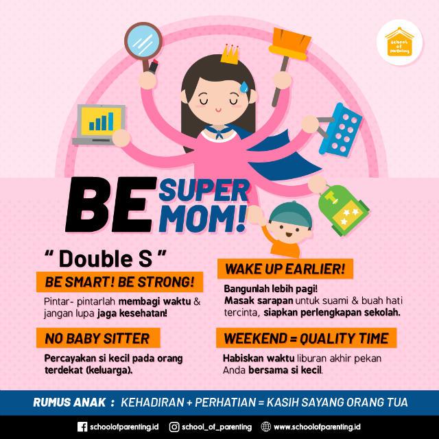 Dilema Ibu Bekerja