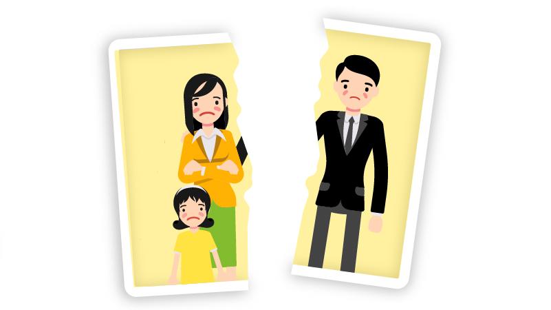 Bercerai Saat Anak Usia Balita, Benarkah Lebih Mudah?
