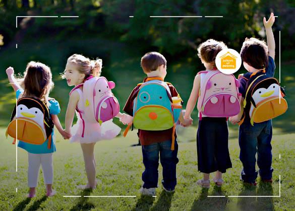Jangan Asal Beli, Ini Cara Memilih Tas Sekolah yang Baik!