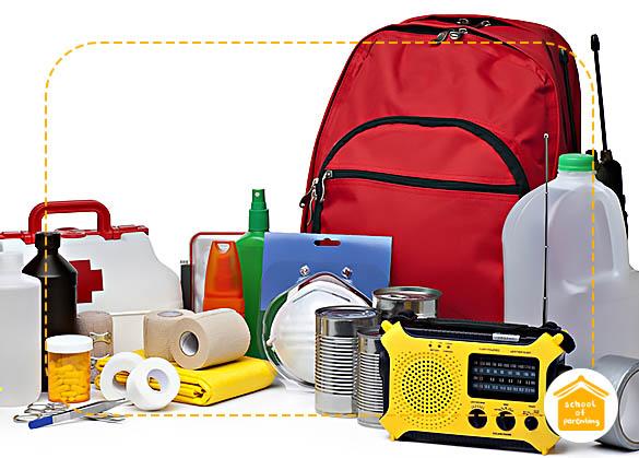 Emergency Kit: Persiapan Perlengkapan Untuk Bencana