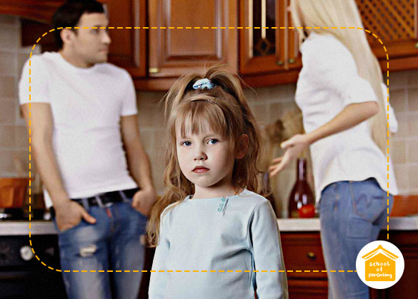 Saat Anak Melihat Kedua Orangtua Bertengkar School Of Parenting
