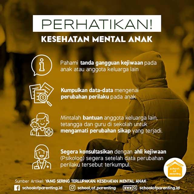 kesehatan mental anak