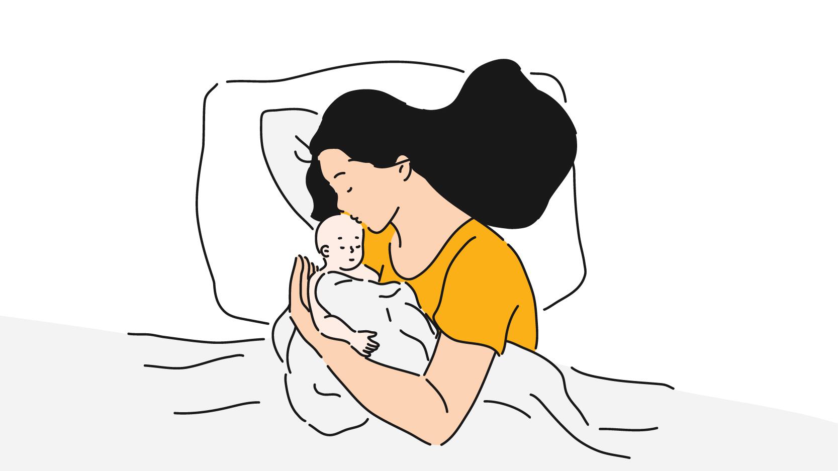 Co-Sleeping: Tim Pro atau Kontra?