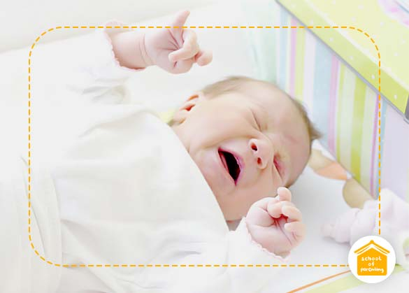 Kenali kesehatan bayi lewat warna kotorannya