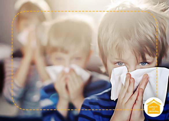 Berbagai macam penyakit di musim hujan dan cara mencegahnya