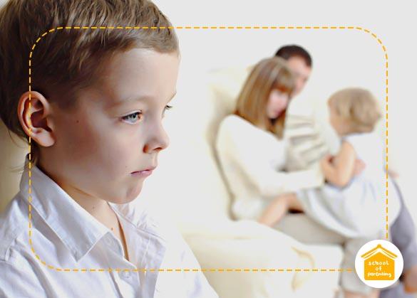 Ciri anak kesayangan orang tua