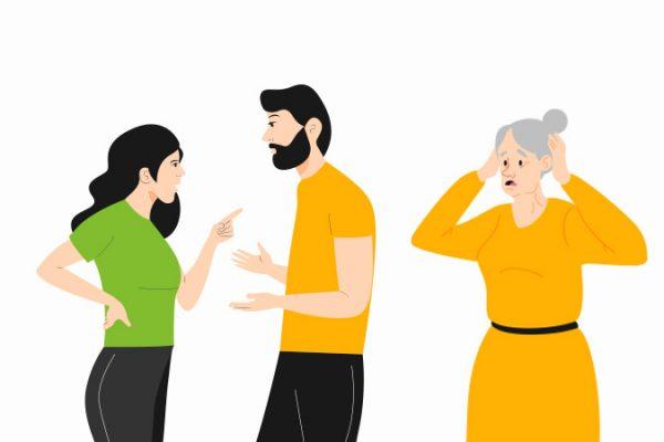 Dilema Pasca Menikah: Pasangan VS Orangtua