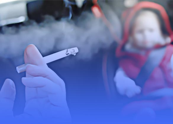 bahayanya perokok pasif pada anak