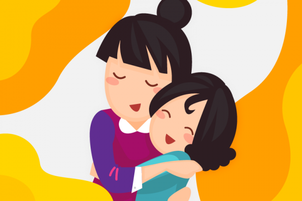 pelajaran menjadi Ibu
