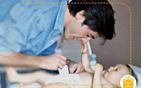 Panduan merawat bayi bagi Ayah baru