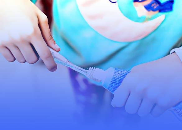 sikat gigi sesuai usia anak