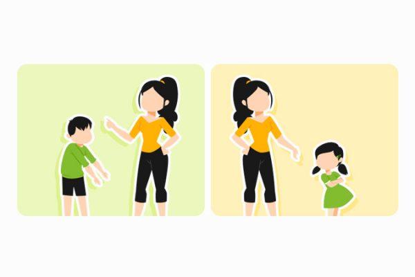 Yuk, Cocokan Pola Asuh dengan Temperamen Anak