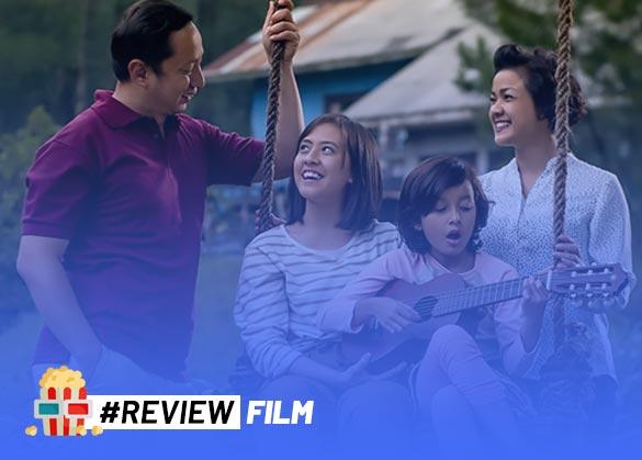 review film keluarga cemara