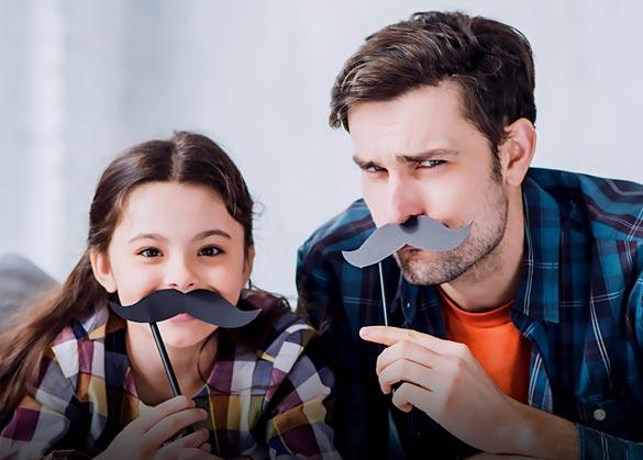 Manfaat Ayah dekat dengan putrinya