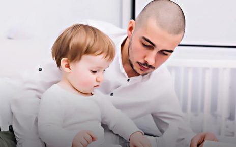 """alasan menjadi """"bapak rumah tangga""""."""