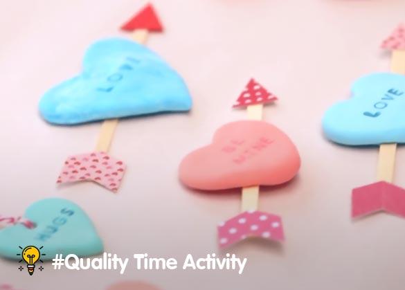 ide merayakan valentine untuk anak