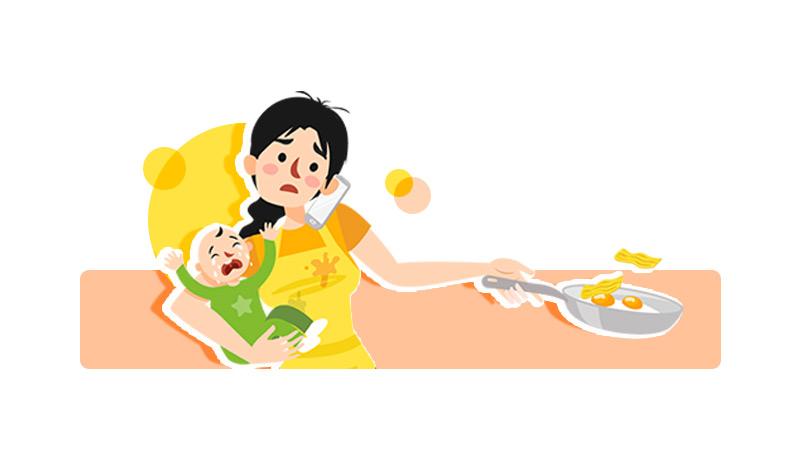 Untuk Para Ibu yang Kelelahan