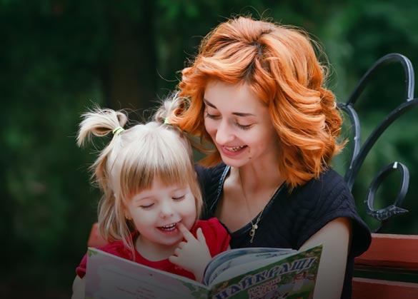 Membaca Minimal 15 Menit/Hari untuk Anak
