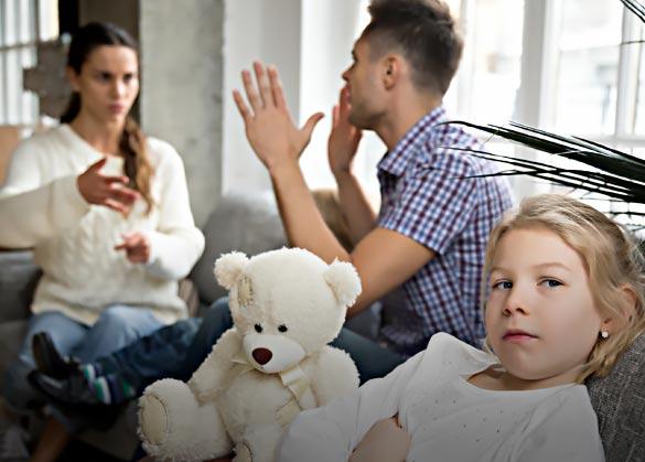 apa saja masalah anak broken home?