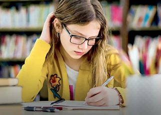 cara bantu anak hadapi ujian.