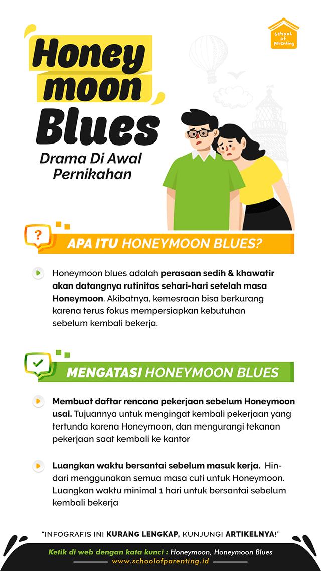 apa itu honeymoon blues?
