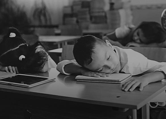 Dampak buruk jadwal kegiatan anak yang terlalu padat.