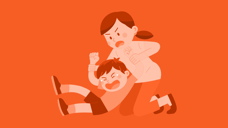 Cara Efektif Menghadapi Anak Yang Ngambekan