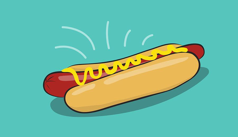 Masak Kilat: Hottang, Hot Dog Ala Korea untuk Menu Berbuka