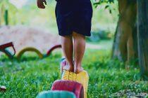 agar anak terhindar dari kecelakaan di playground