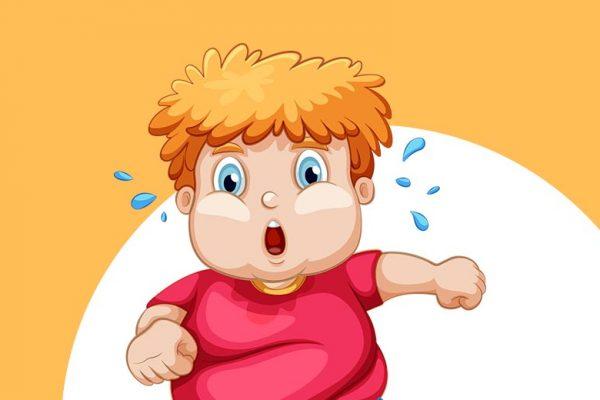 aturan makan pencegah obesitas anak