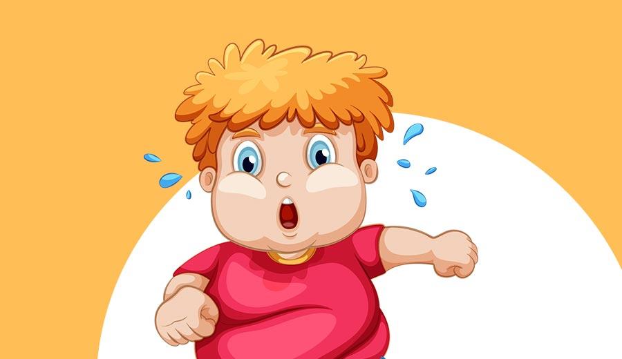 Khawatir Anak Mengalami Obesitas ? Cek Aturan Main tentang Makanannya!