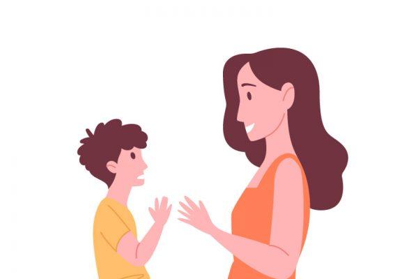 kapan boleh mengatakan tidak pada anak?