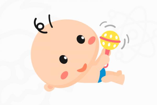 Bayi Ternyata Punya Pengetahuan Fisika! Ini Penjelasannya!