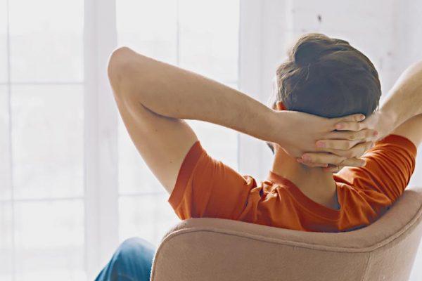 cara kurangi stres pada Ayah