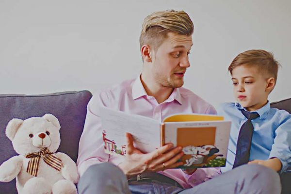 Pelajaran penting orangtua untuk anak laki-laki
