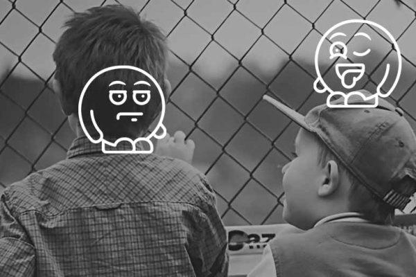 agar anak tidak diganggu teman