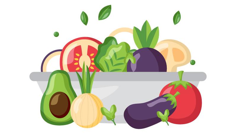 Tips Simpan Makanan dengan Baik, Anti Busuk!